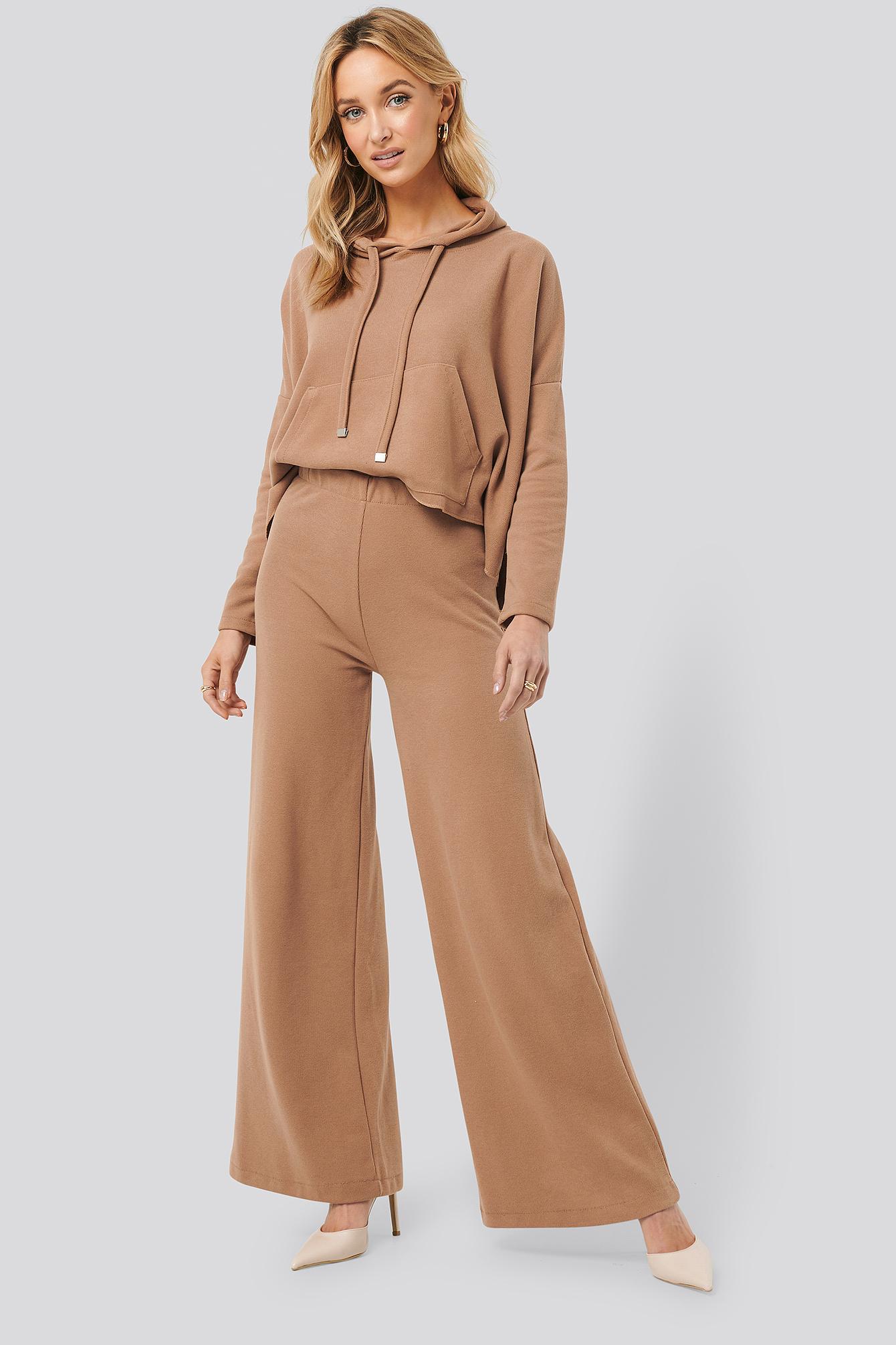 trendyol -  Trot Trousers - Brown