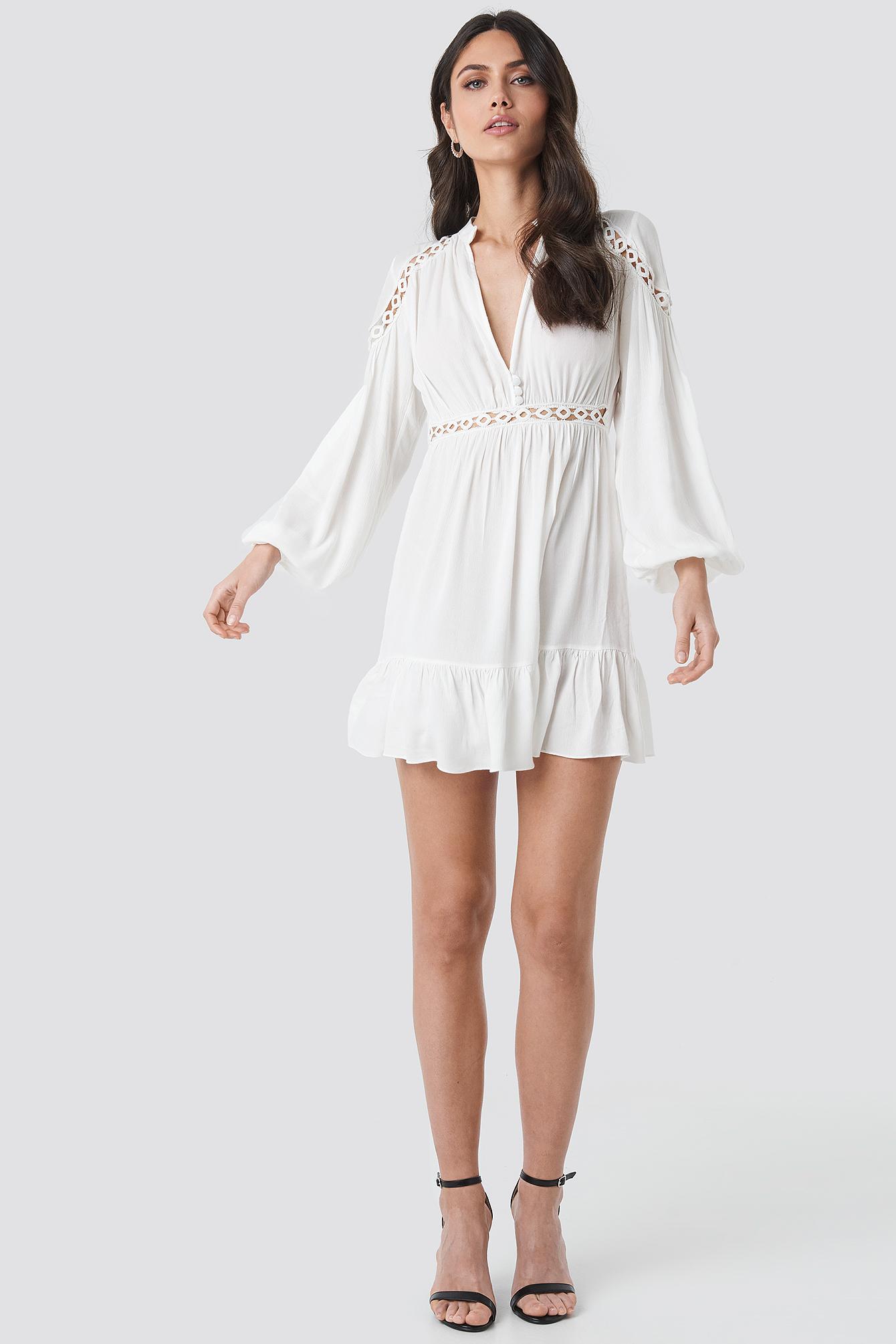 Tulum Viscose Dress NA-KD.COM