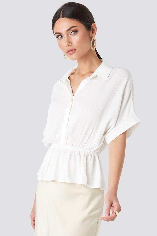 Wos Binding Detailed Shirt NA-KD.COM