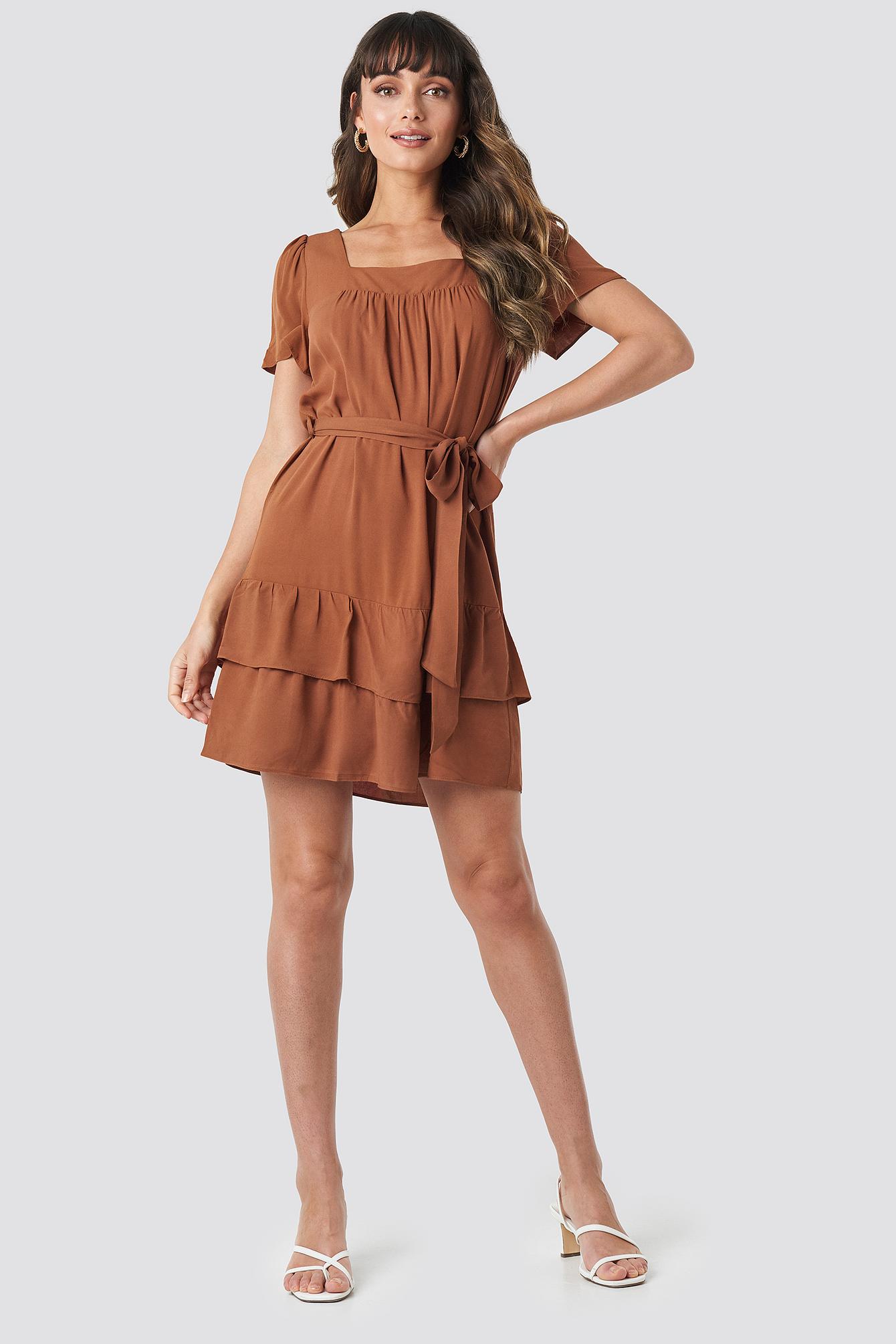 Wos Mini Dress NA-KD.COM