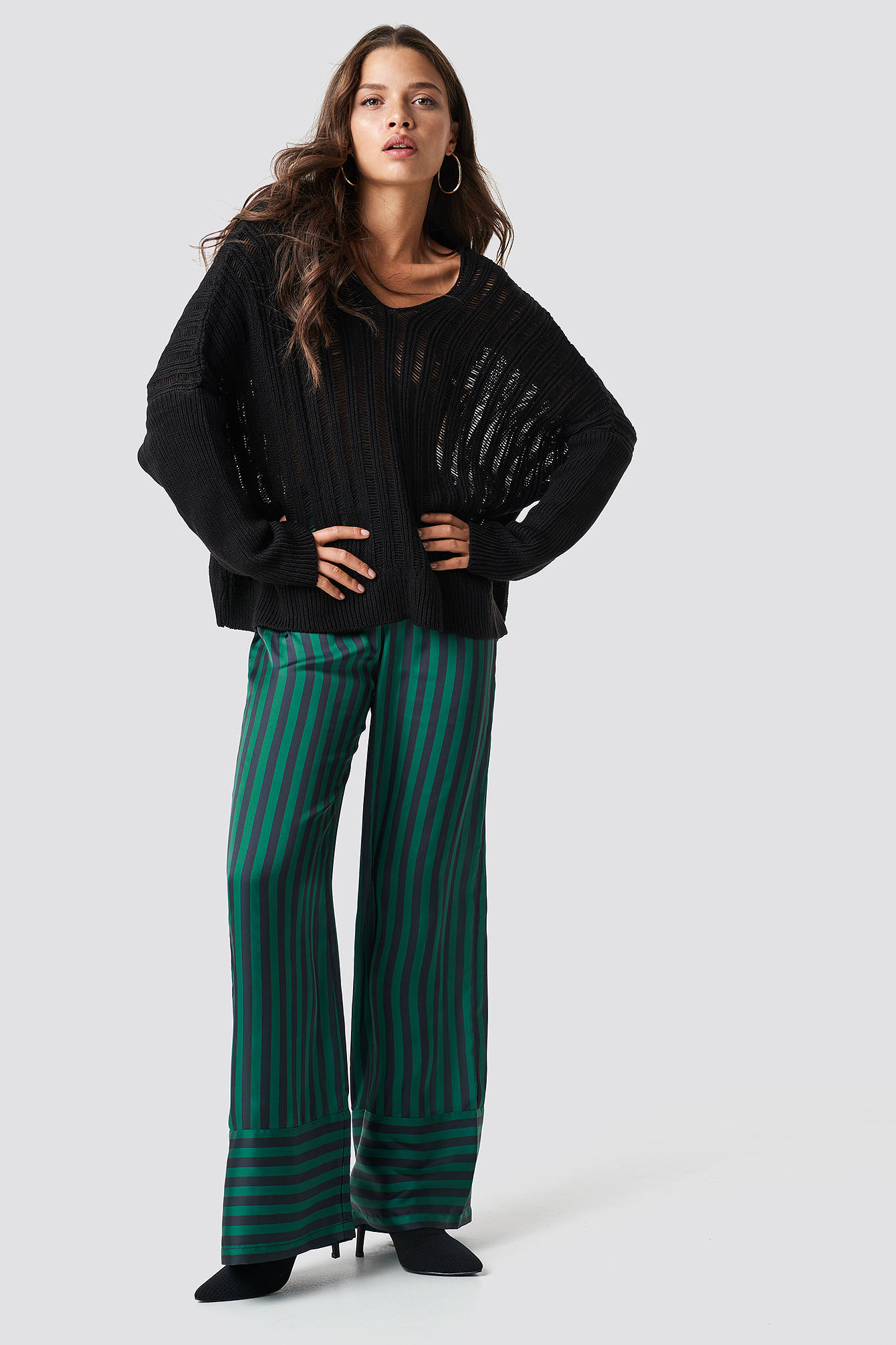Sweter Yaka NA-KD.COM