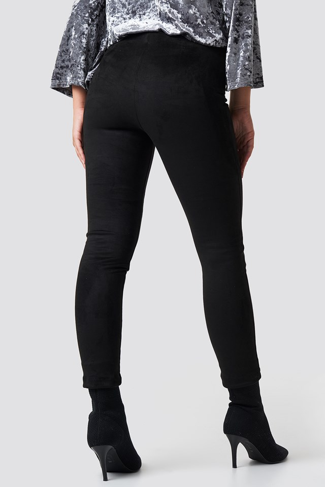 Yeni Pants Black