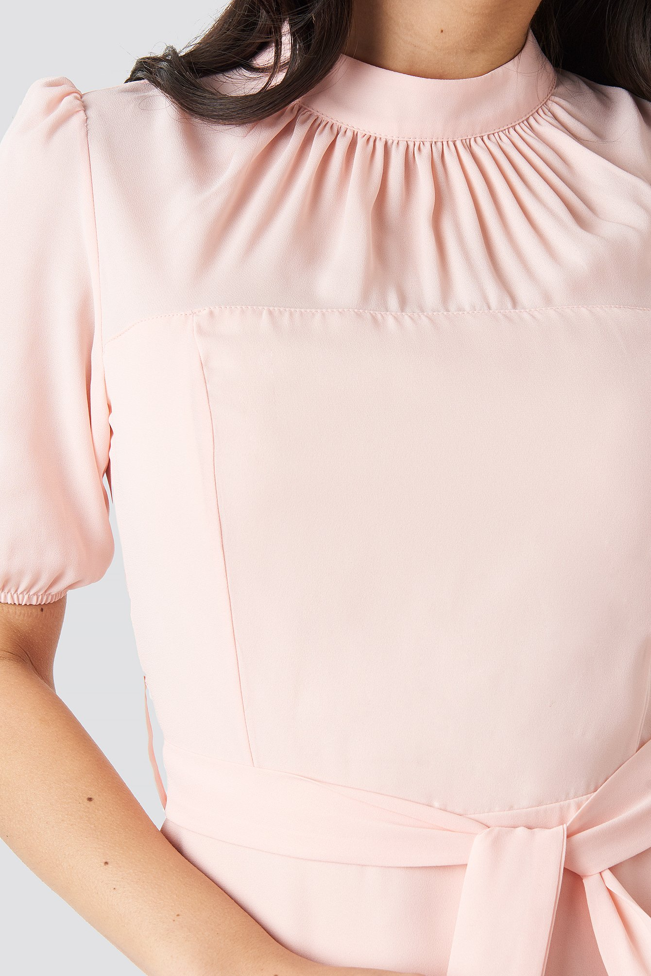 Yol Belt Dress NA-KD.COM