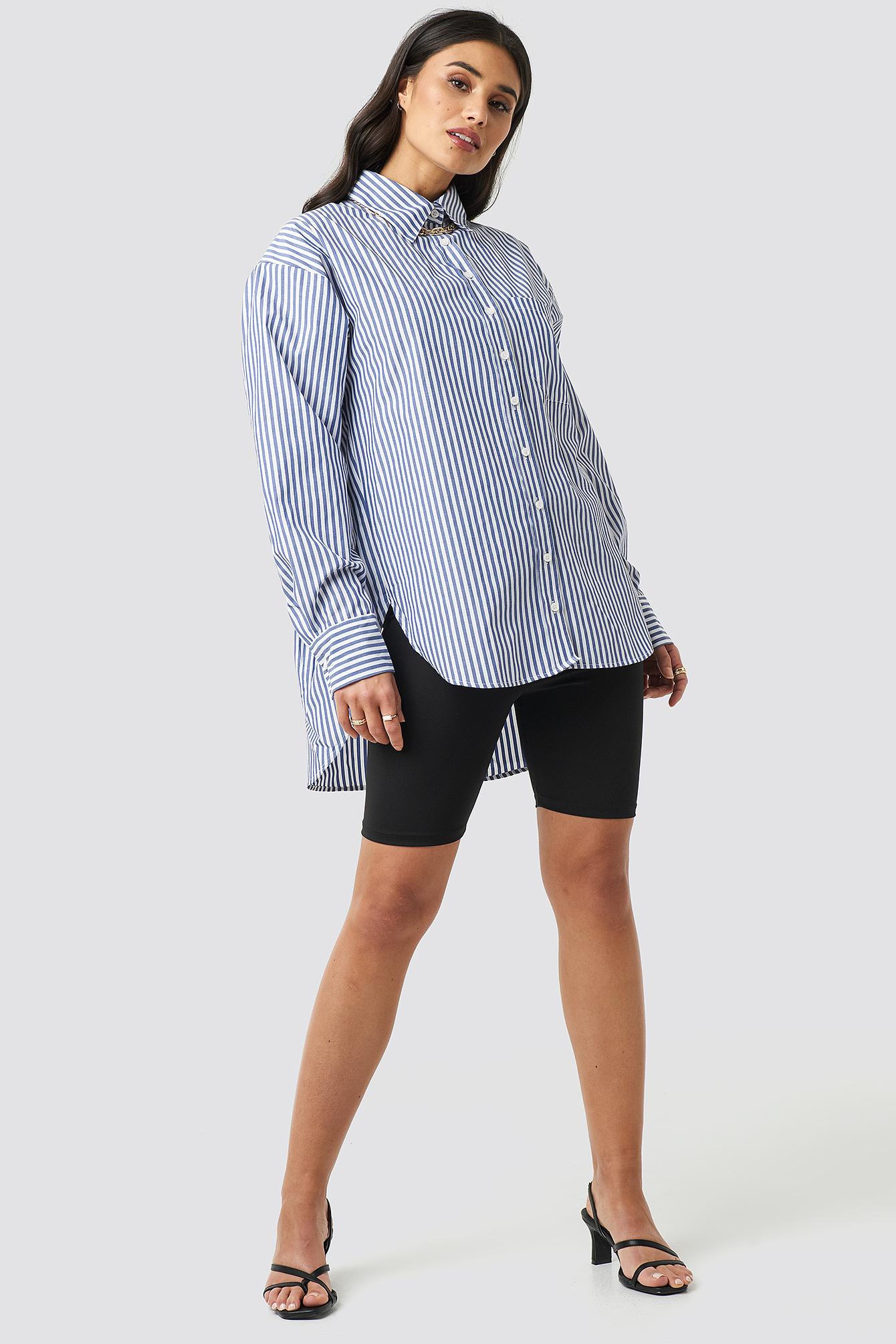 Yol Boyfriend Shirt NA-KD.COM
