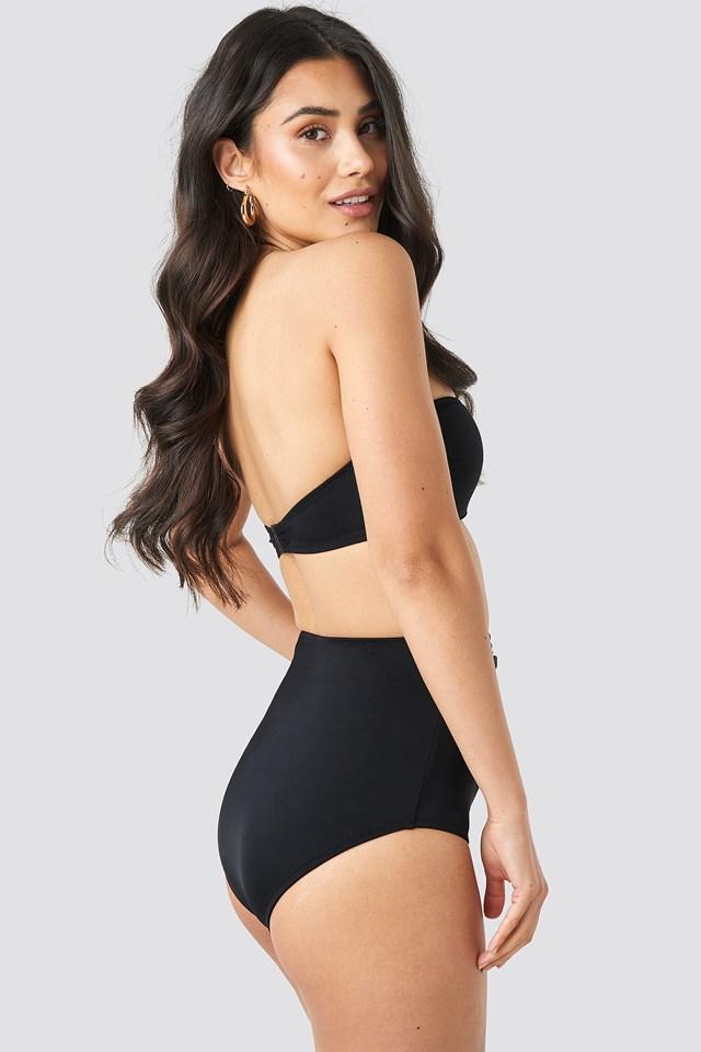 Yol Highwaist Bikini Bottom Black