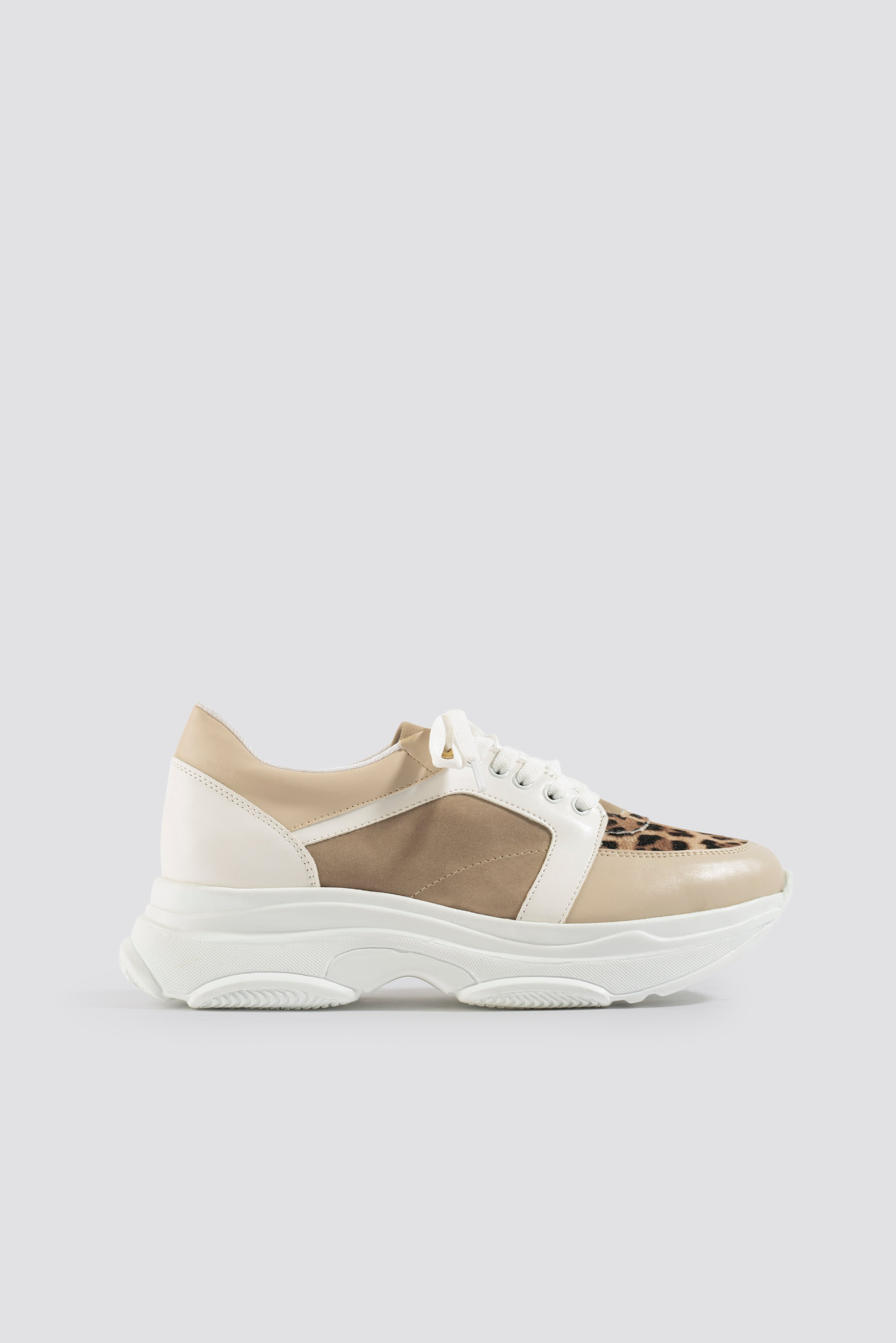 trendyol -  Yol Leo Sneakers - Beige