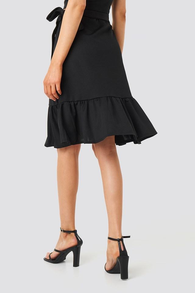 Yol Midi Skirt NA-KD.COM