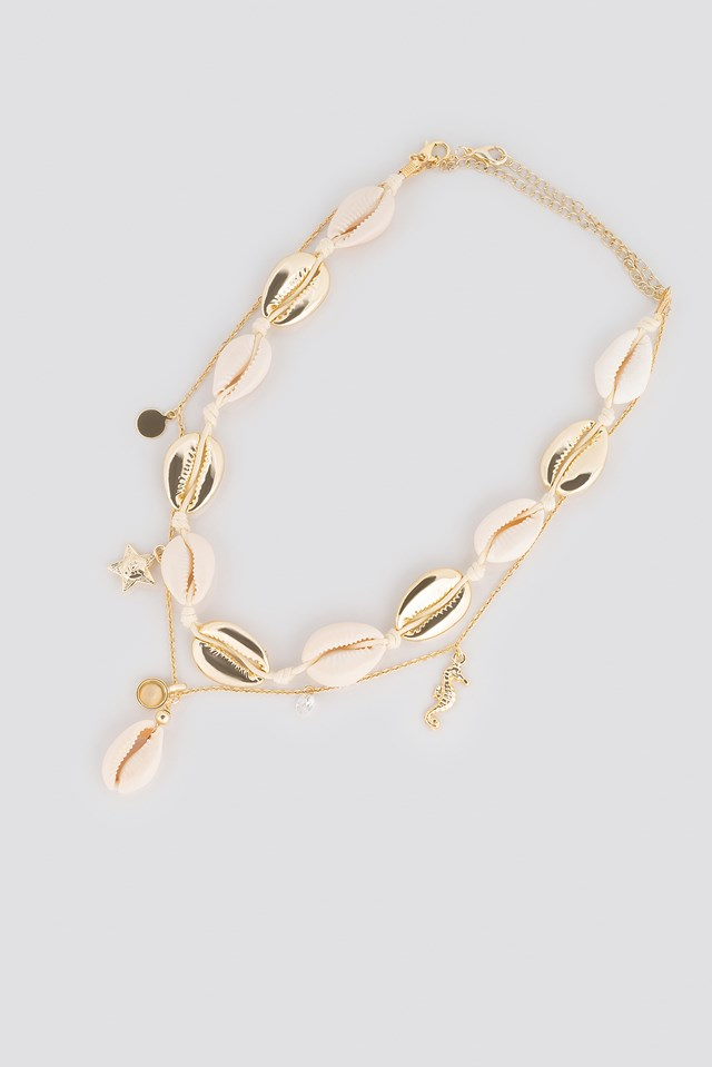 Yol Necklace Gold