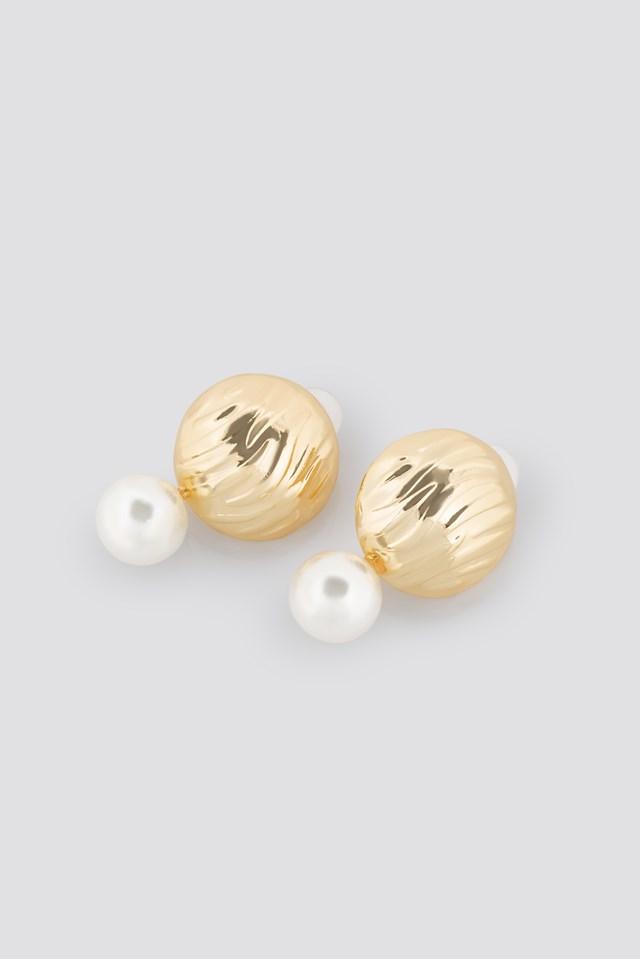 Yol Pearl Earring NA-KD.COM