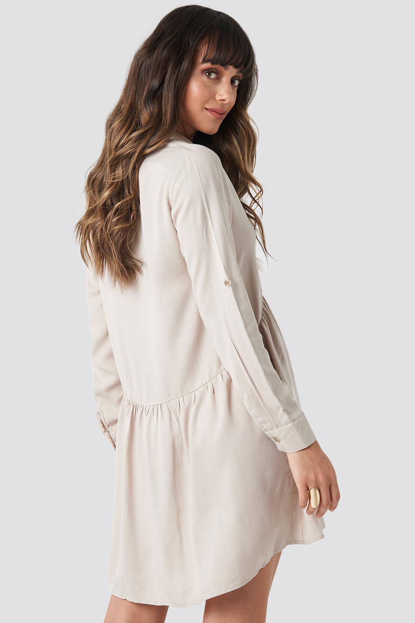Yol Shirt Dress NA-KD.COM
