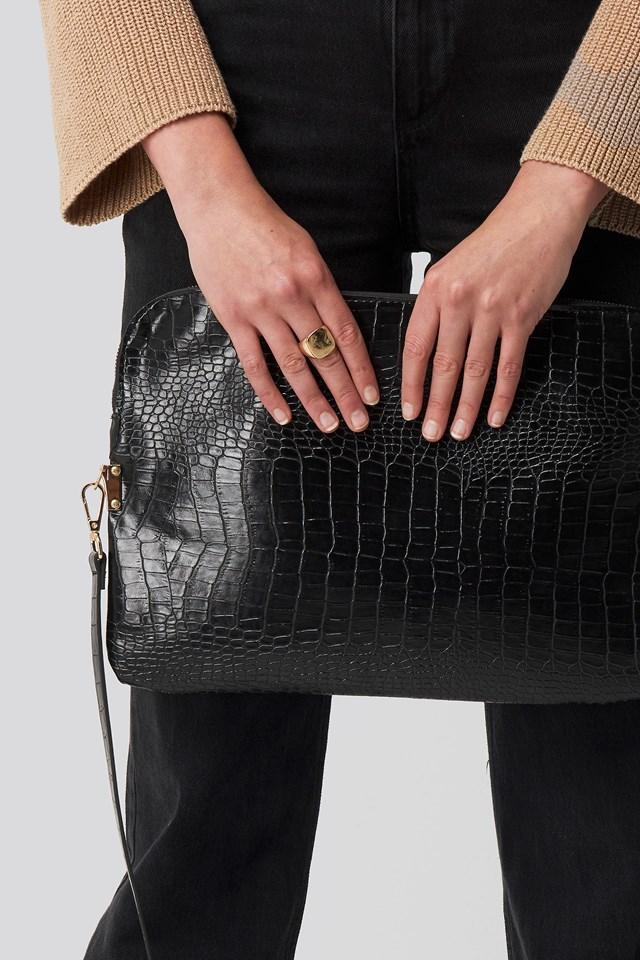 Yol Shoulder Bag Black
