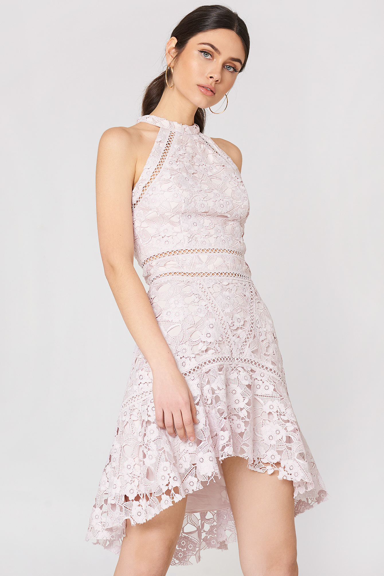 Detailed Lace Dress NA-KD.COM