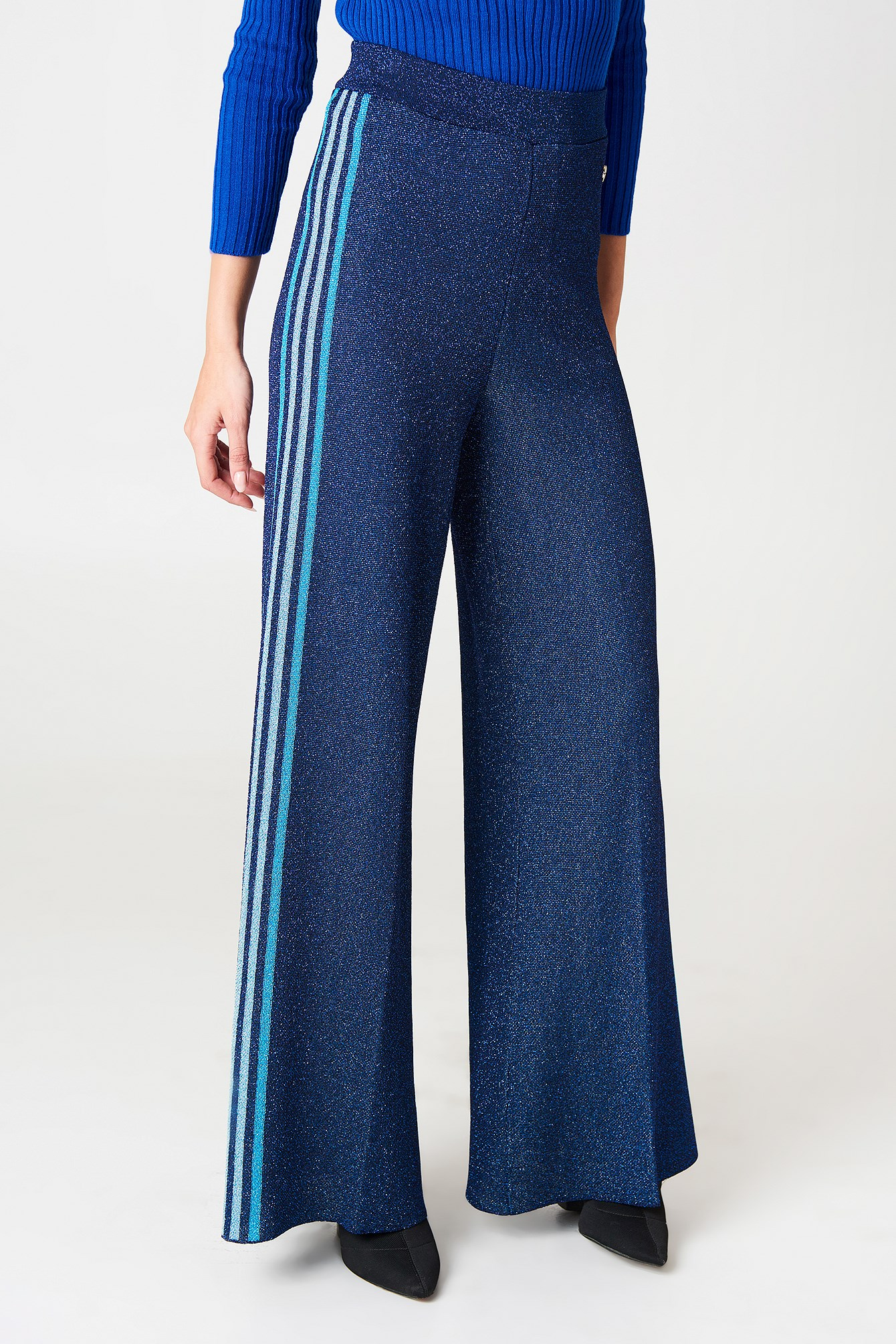 Pantalone Blu Royal Pants NA-KD.COM
