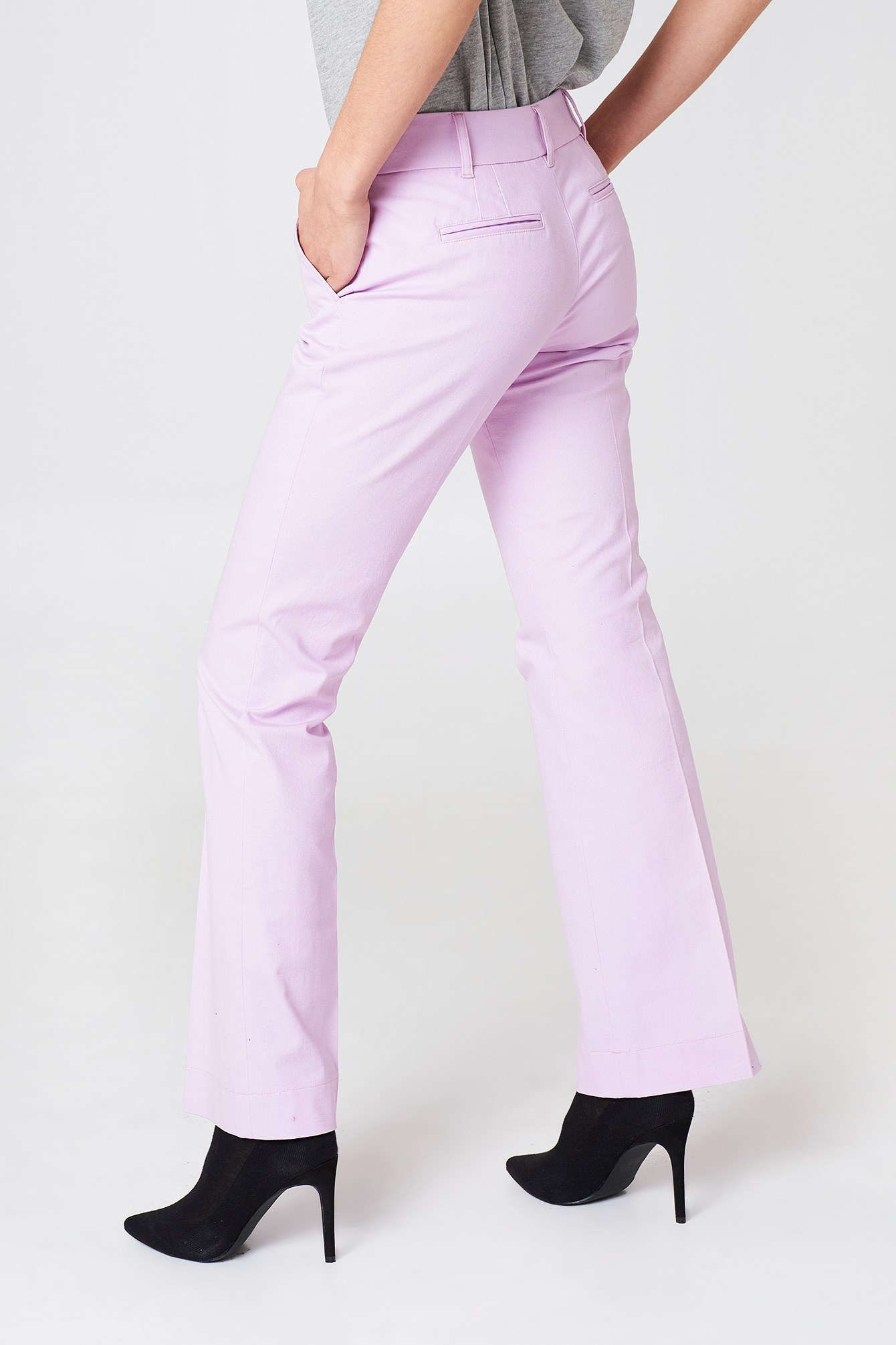 Pantalone Canvas Pants NA-KD.COM