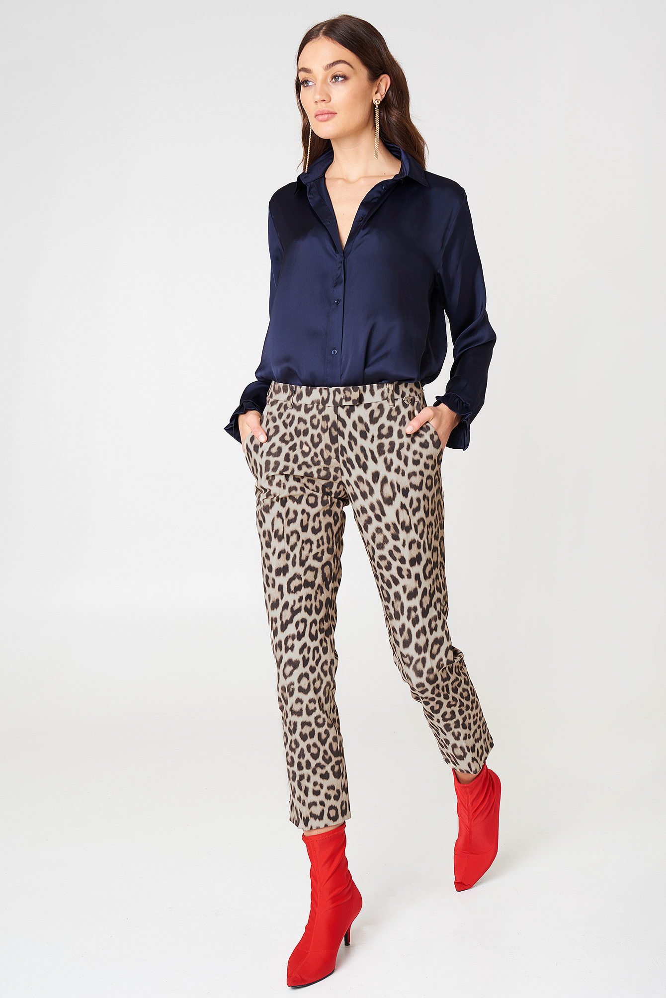 Pantalone New York Pants NA-KD.COM