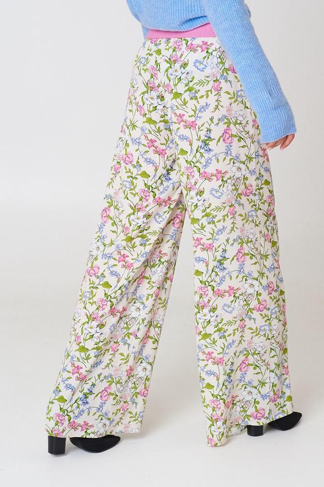 Spodnie Pantalone Palazzo St Primavera