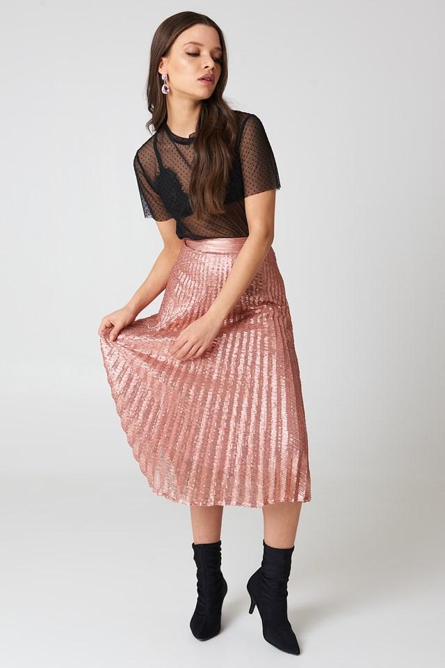 Gonna Midi Skirt Ortensia