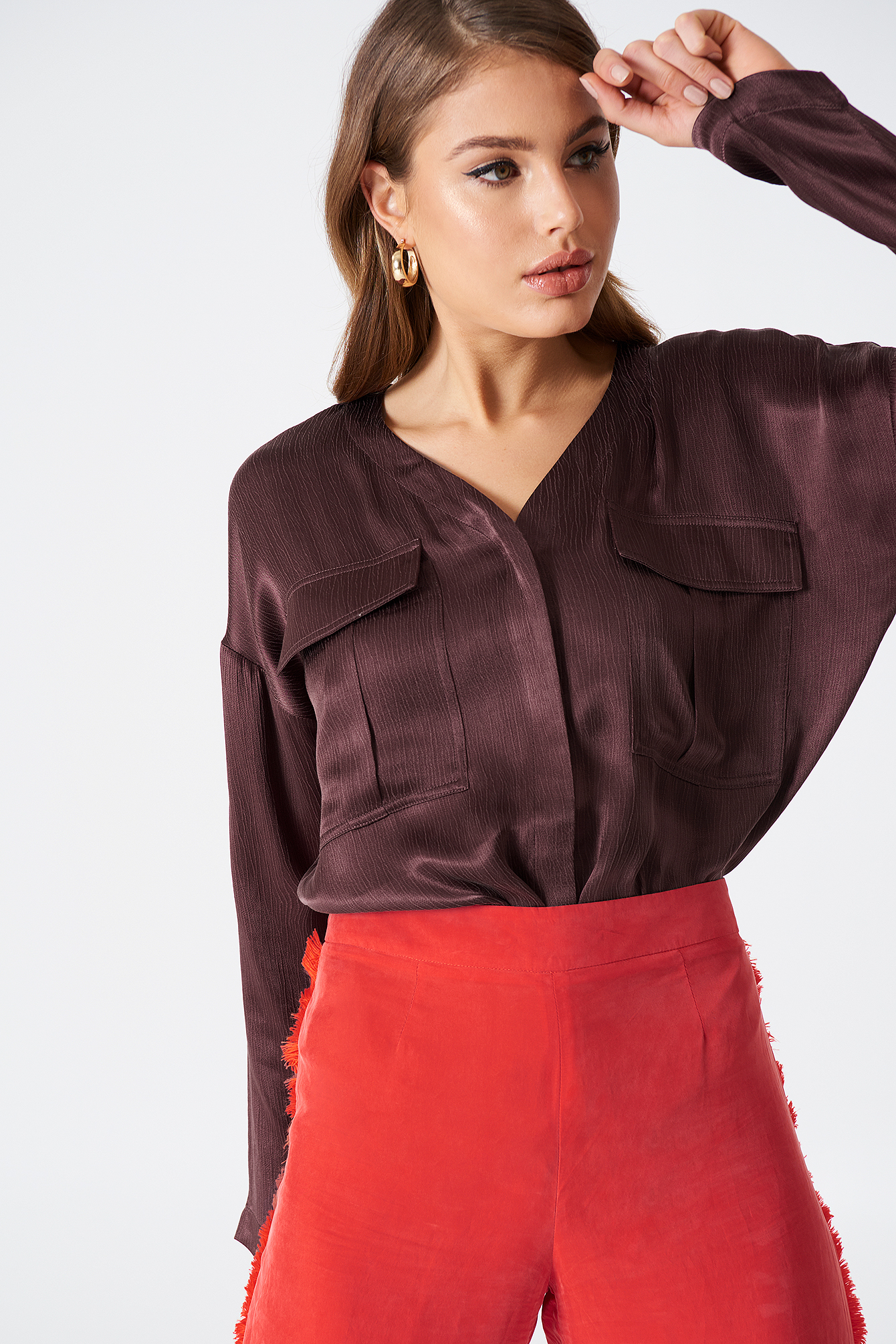 Savannah Blouse NA-KD.COM