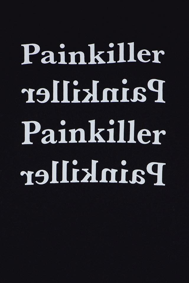 Painkiller Tee Black