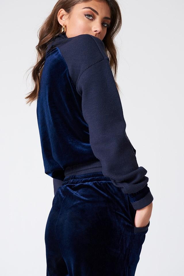 The Velvet Sweater NA-KD.COM