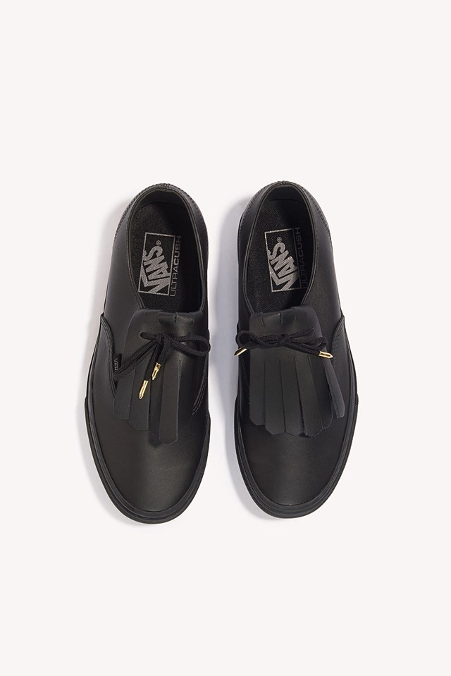 Authentic Fringe DX Black/Gold