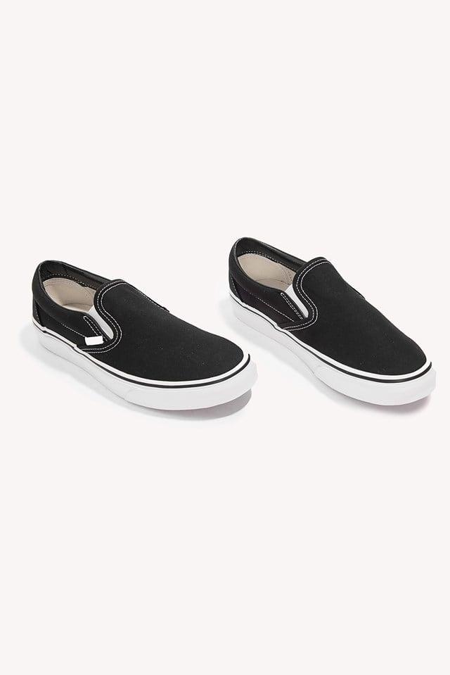 Classic Slip-On Black