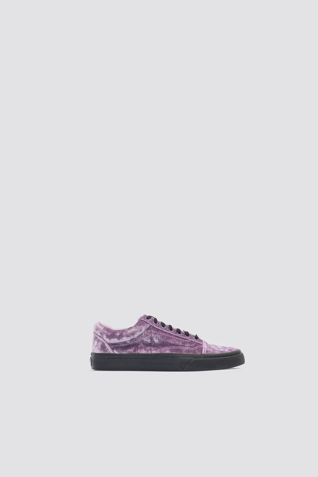 VANS Velvet Old Skool - Purple, Multicolor 1076-000054-4473