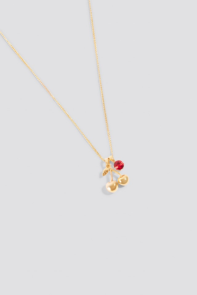 Lyzy Necklace Gold