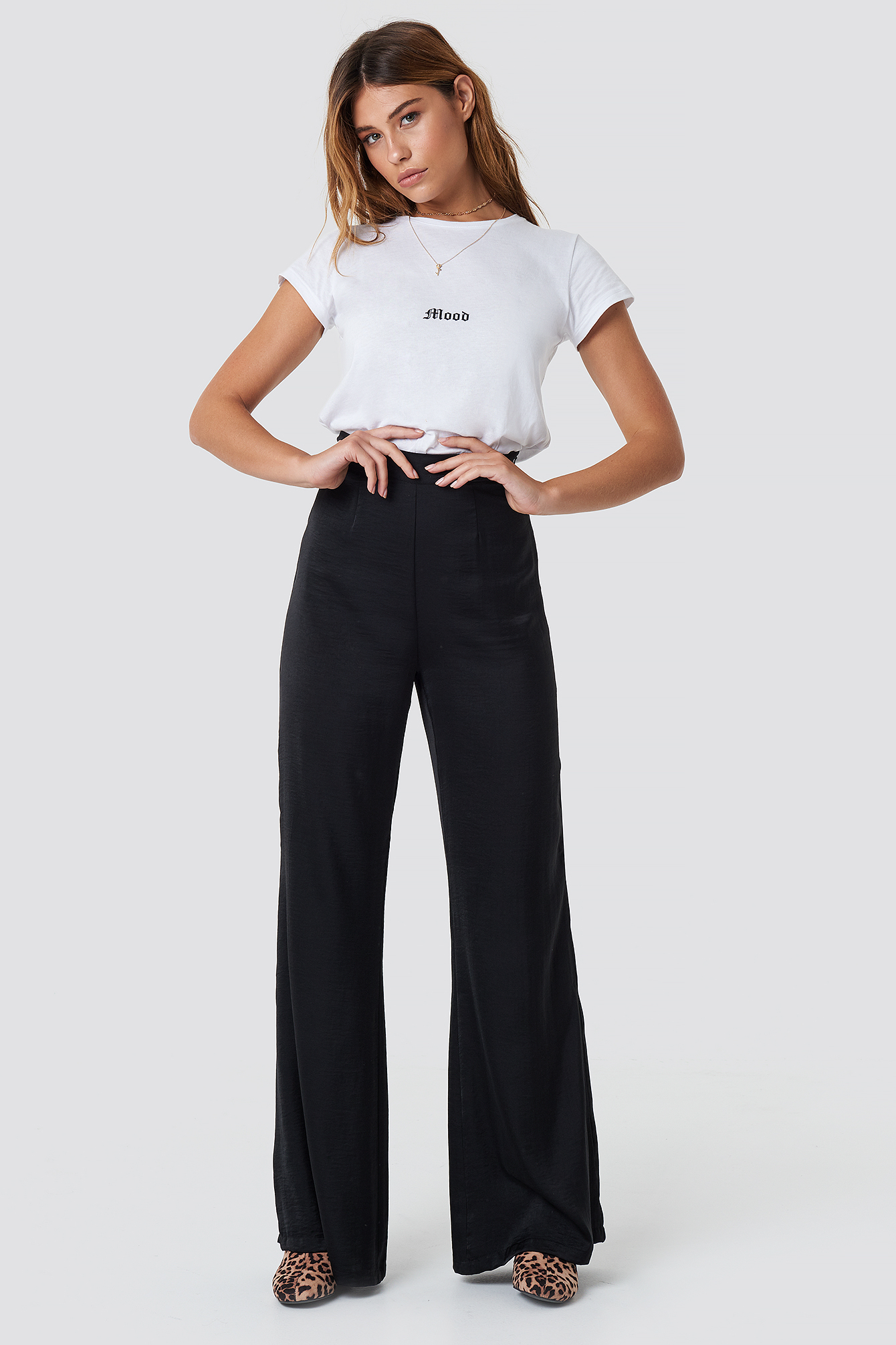 Meredith Palazzo Pants NA-KD.COM