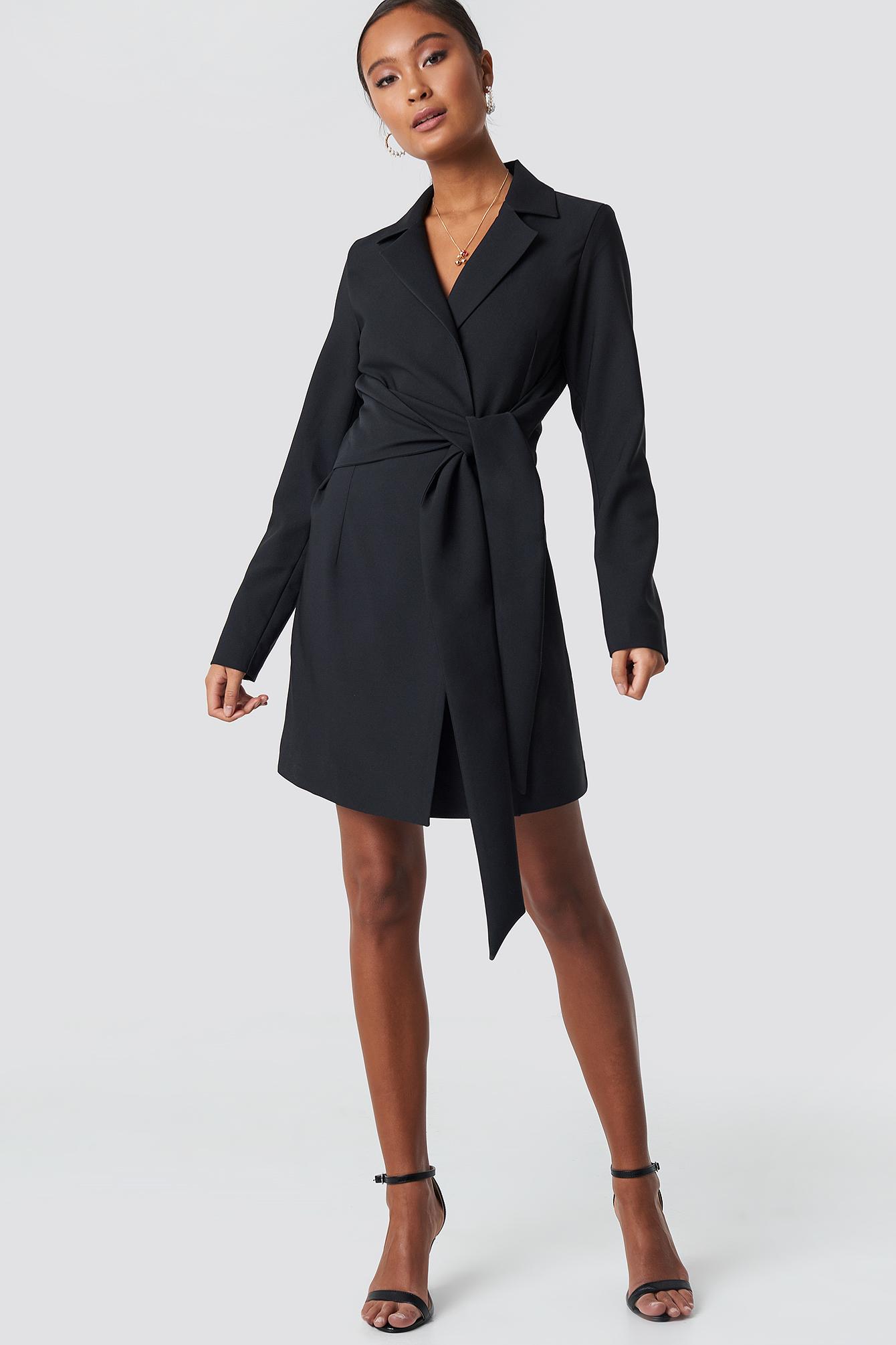 Danielle Blazer Dress NA-KD.COM