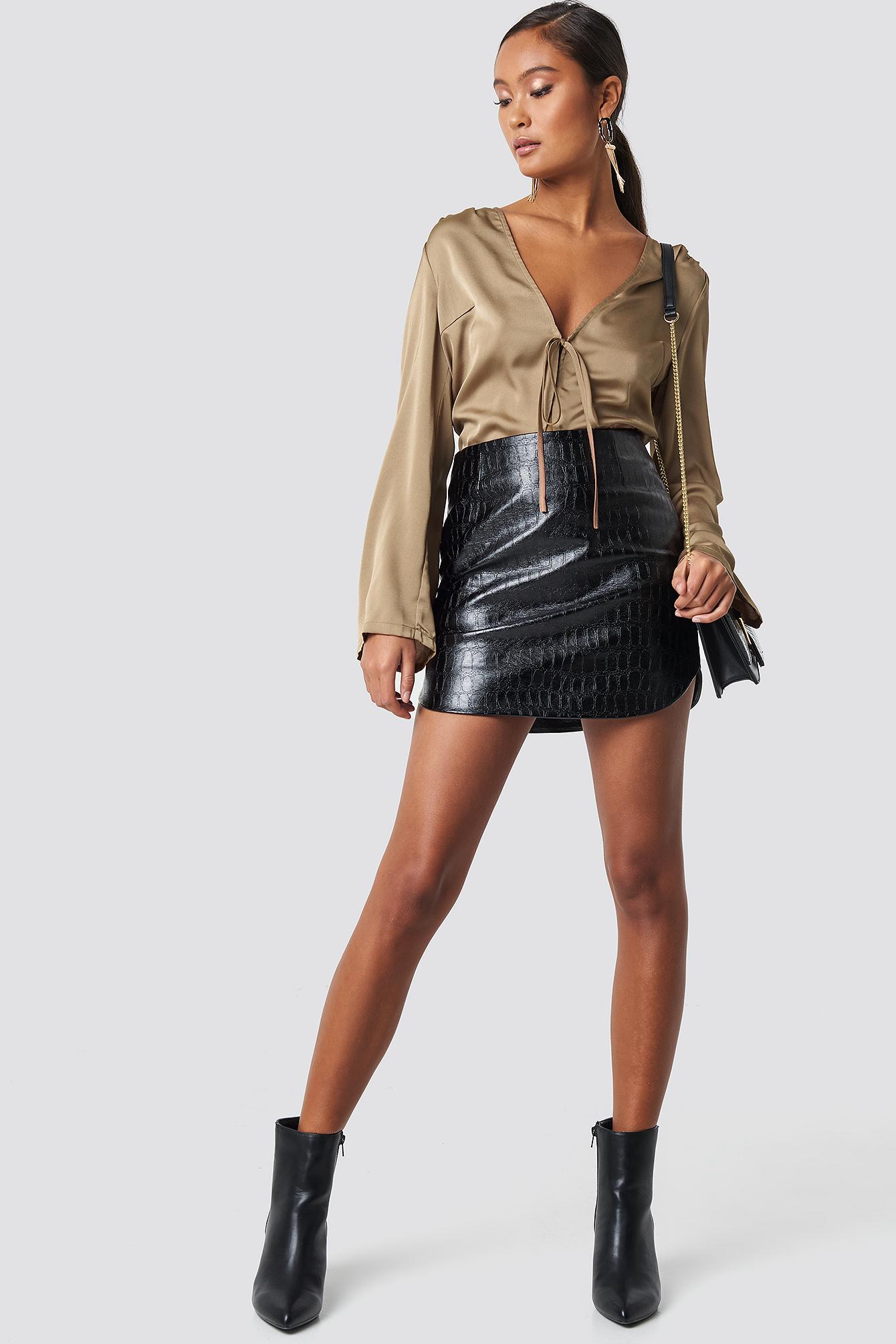 Sydney Skirt NA-KD.COM