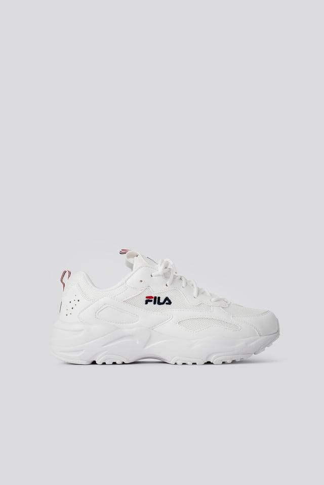 Ray Tracer Sneaker White