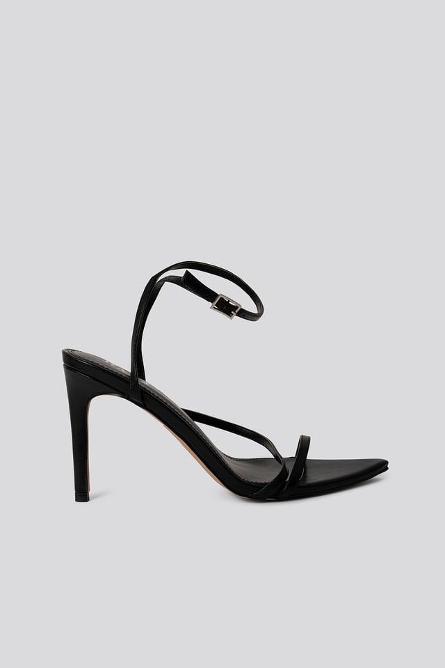 Rosie Heels Black