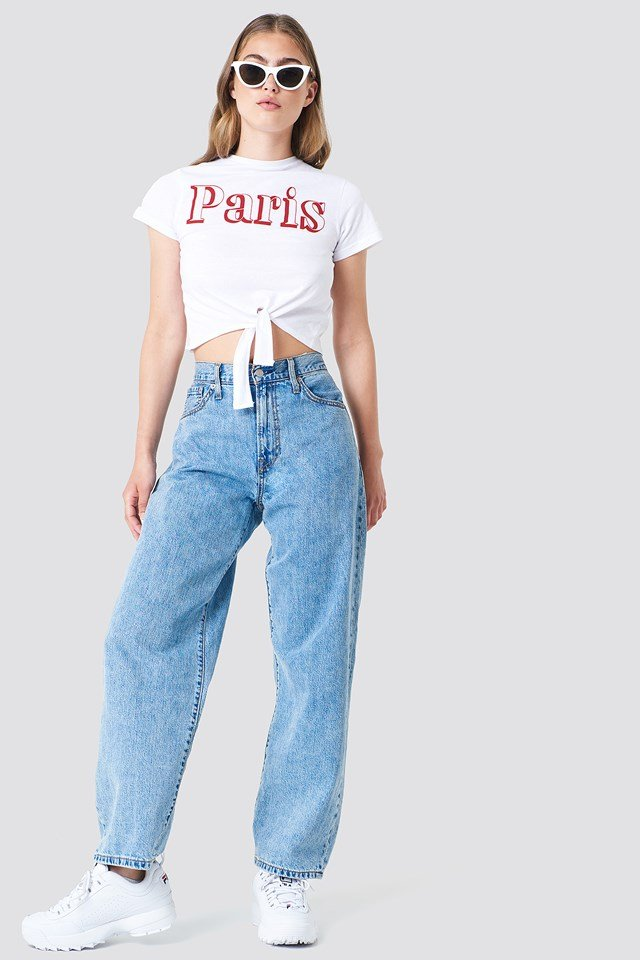 Loose Fit Jeans Outfit