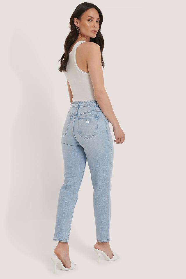 Gina Høye Smale Jeans