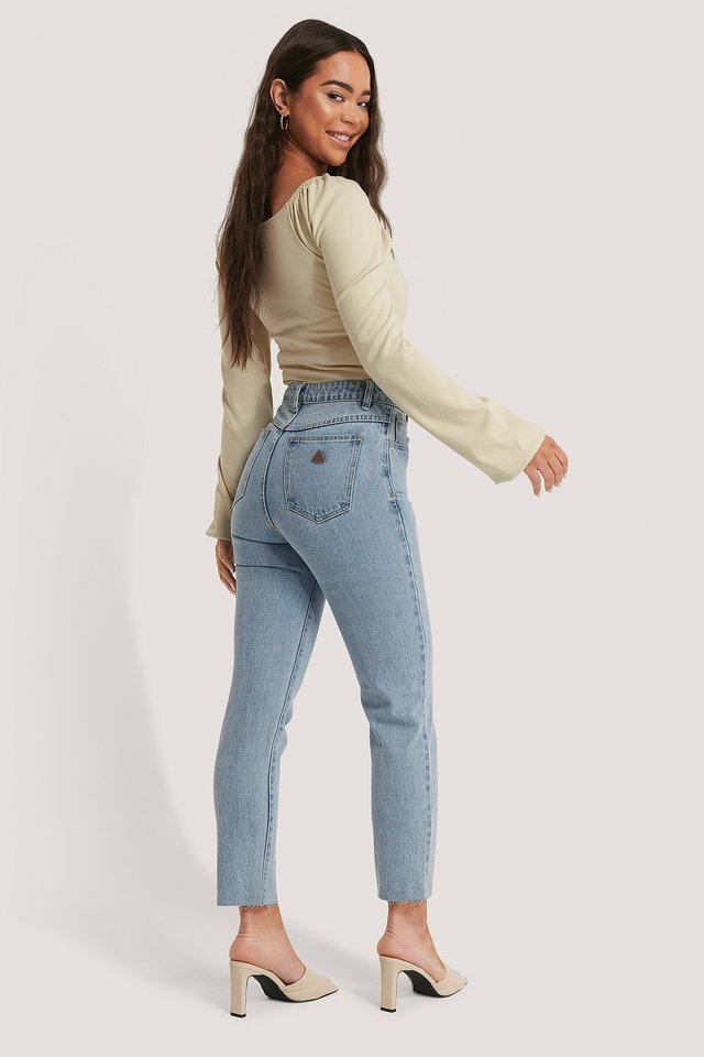 A 94 High Slim Jeans Walk Away