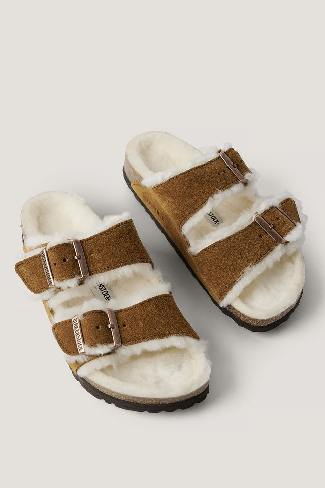 Sandaler Mink