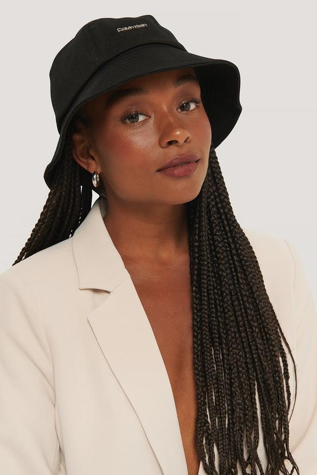 Black Metal Safari Hat
