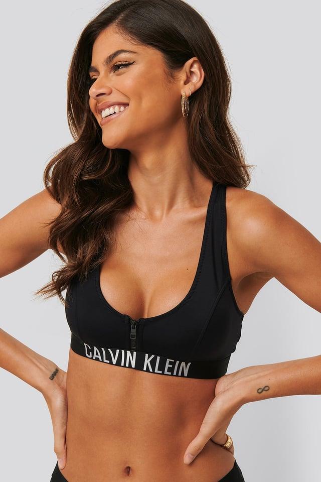 Bikiniöverdel PVH Black