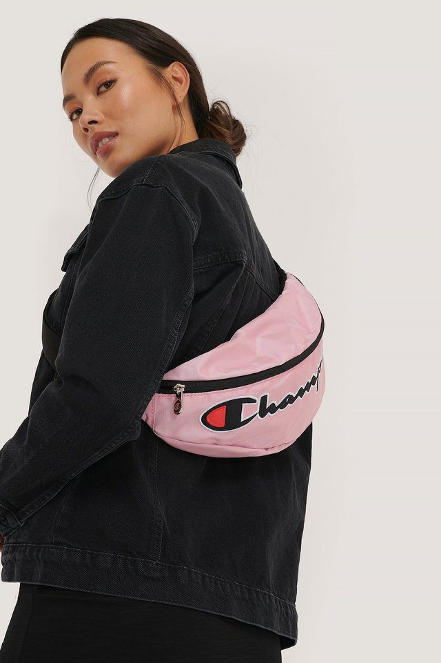 Logo Belt Bag Candy Pink