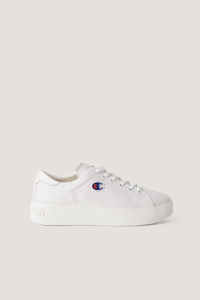Low Cut Sneaker White