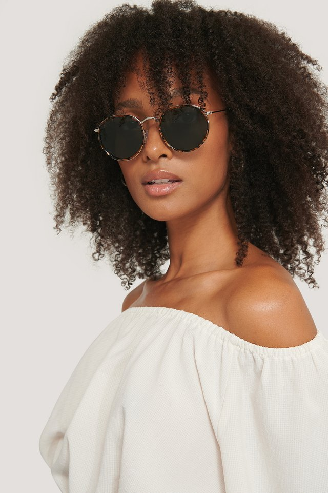 Pasero Sunglasses Brown