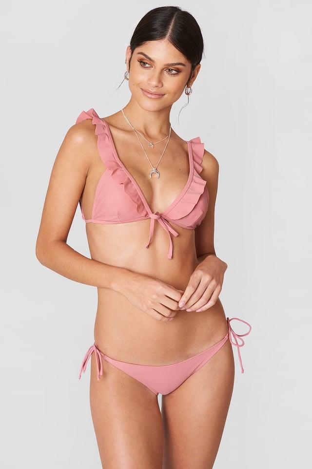 Bikini Pantie Rose