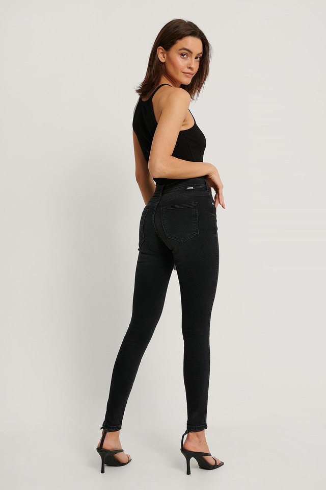 Black Mist Superskinnyjeans