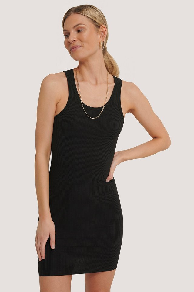 Kleid Black