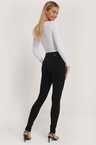Black Plenty Jeans