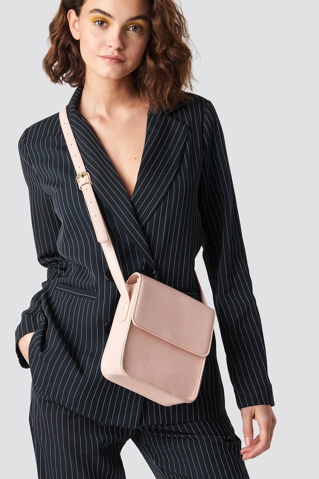 Long Strap Bag Pink