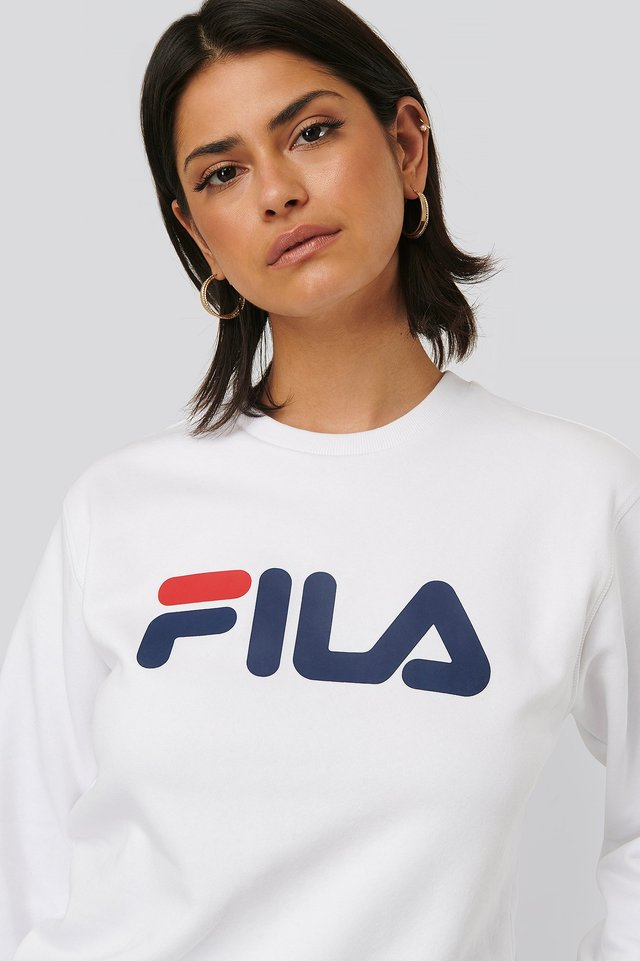 Classic Pure Crew Sweat FILA