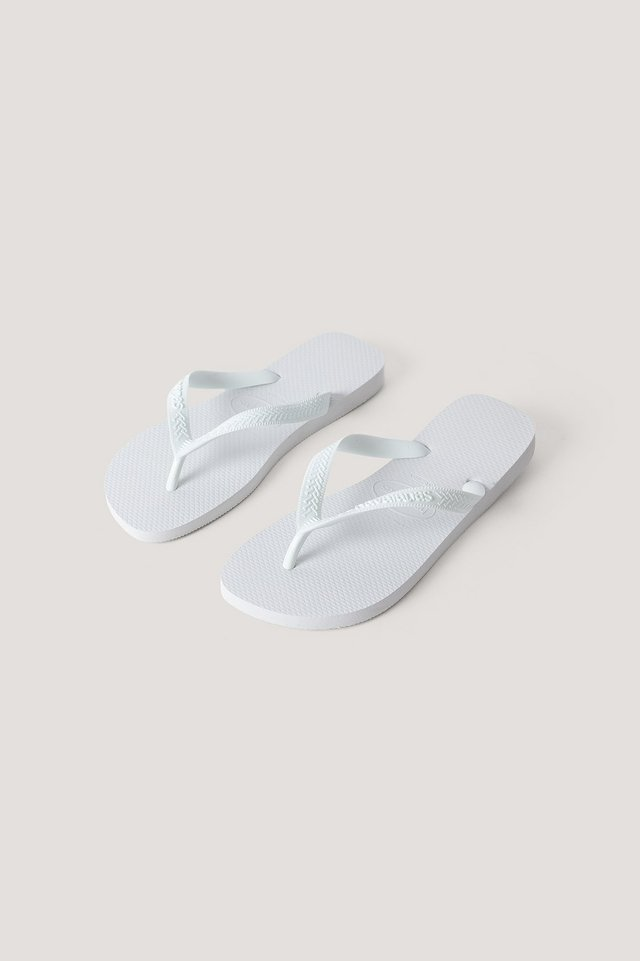 Havaianas Top Flip Flop White