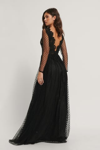 Black Emily Dress